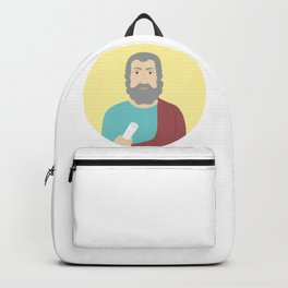 Saint Bartholomew Day Massacre Backpack