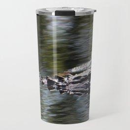 Alligator Manicure Travel Mug
