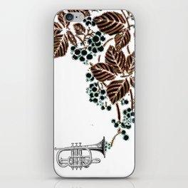 cornet. #2 iPhone Skin