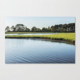 Chincoteague Bay Canvas Print