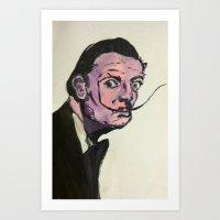 Clay Hosmann Art Art Print