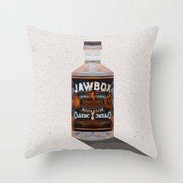 Gin // 01 Throw Pillow