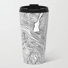 Enveloping Lines Travel Mug