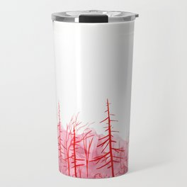 Sanguine Copse Travel Mug