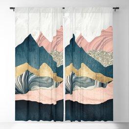 Plush Peaks Blackout Curtain