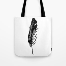 ANGEL'S FEATHER Tote Bag