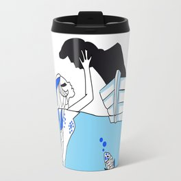 Pisces / 12 Signs of the Zodiac Travel Mug