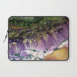 The Turpan Depression Laptop Sleeve