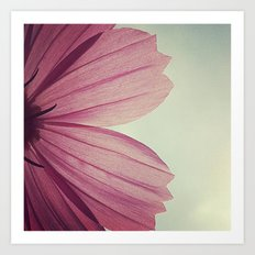 FLOWER 002 Art Print