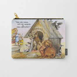 weapons of mass destruction  Carry-All Pouch