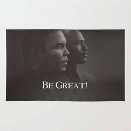 Be Great Rug