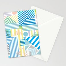 Adventure Mountains Stationery Cards