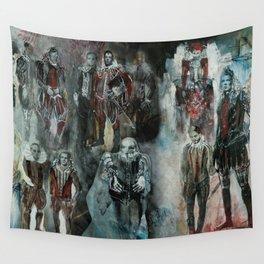 Hamlet Wall Tapestry