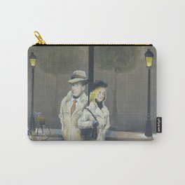 Midnight in Paris Carry-All Pouch