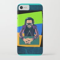 miles davis iPhone & iPod Cases featuring Davis by Nope