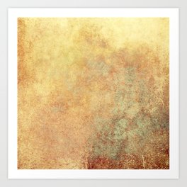 Abstract XVIII Art Print