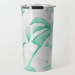 city leaf Travel Mug