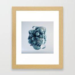 The Birth Framed Art Print