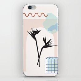 // Royal Gardens 01 iPhone Skin