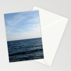 Mediterranean Sea on the Côte d'Azur French Rivera Stationery Cards