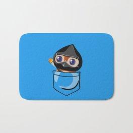 Ninja Pepe! Bath Mat