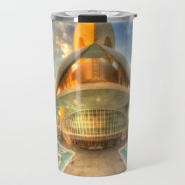 Opera Sunset Travel Mug
