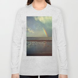Rainbow Over Sea Long Sleeve T-shirt