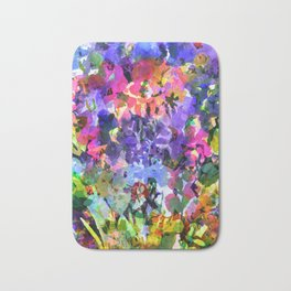 Gum Drop Garden Bath Mat