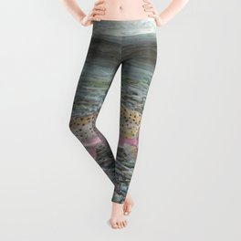 Yellowstone Cutthroat Trout Leggings