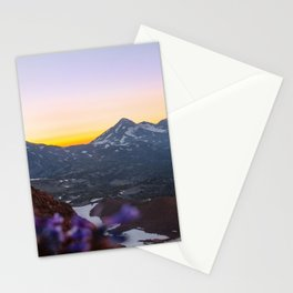 3 Sisters Sunset Stationery Cards
