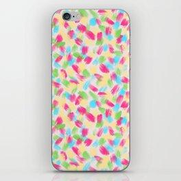 01 Loose Confetti iPhone Skin