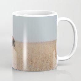 Lone Prairie Bison Coffee Mug