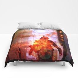 Her Infernal Exit Comforters