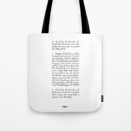 Southwarke Knobbefticke Tote Bag