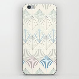 Muted Mellow iPhone Skin