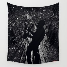 NEW ORLEANS JAZZ Wall Tapestry