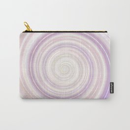 Re-Created Spin Painting No. 3 by Robert S. Lee Carry-All Pouch