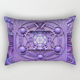 Metatron Rectangular Pillow