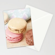 macarons! Stationery Cards
