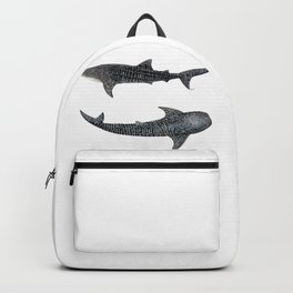 Whale sharks Backpack