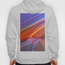 Abstract Composition 307 Hoody