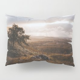 Wester Ross - Landscape and Nature Photography Pillow Sham