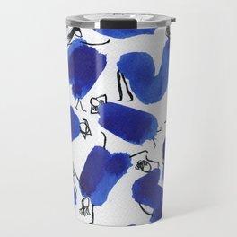 It is a girl's world Travel Mug