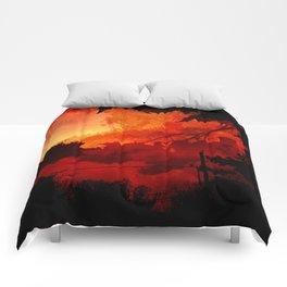 Orangefield Road Comforters