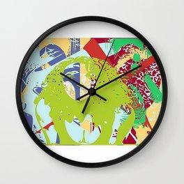 3Big Wall Clock