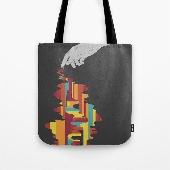 Colourbleed Tote Bag