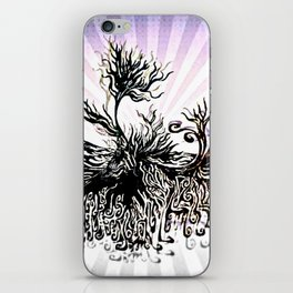growing iPhone Skin