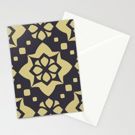 Abstract geometric Pattern 89 Stationery Cards