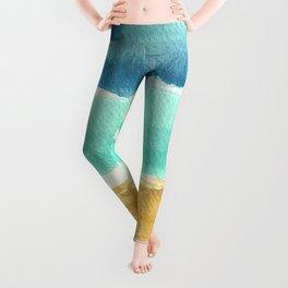 Late Summer Palette Leggings