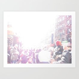 Chinese Lunar New Year in New York City: 2010 Art Print